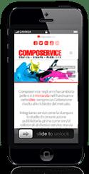 Website creation composervice